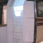 Cessna 206 Cargo Restraint Bulkhead