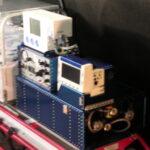 Medical Cylinder Shroud & equipment